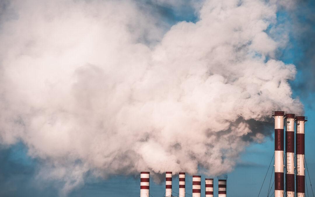 Nonostante la crisi aumentano le emissioni inquinanti